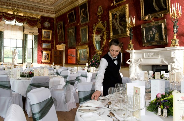 Private Dining at Harewood House