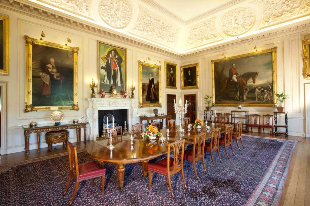 State Dining Room Harewood House – Harewood House Floor Plan