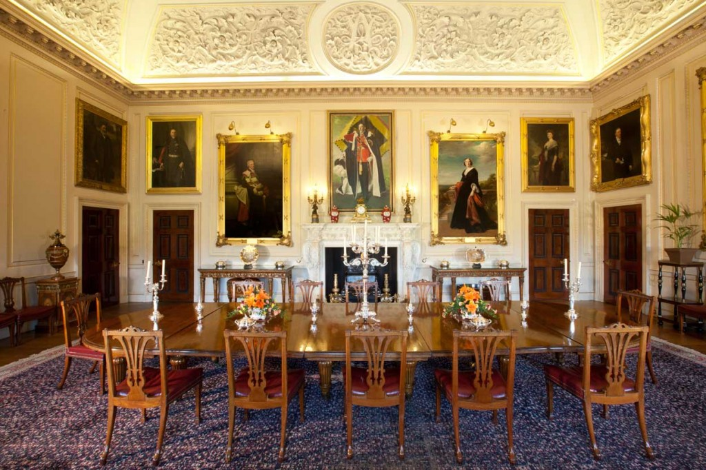 State Dining Room Harewood House