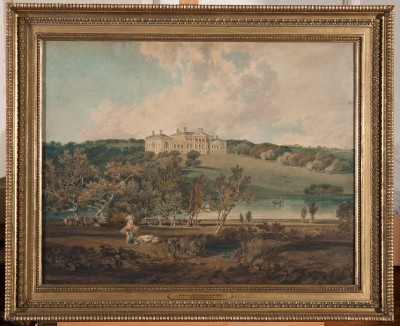Turner painted Harewood
