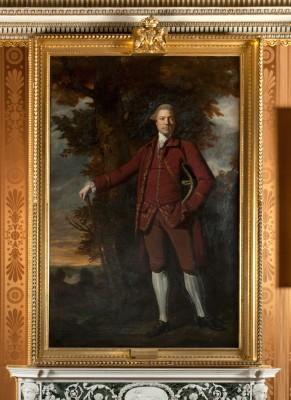 Edwin Lascelles commissioned Harewood's design