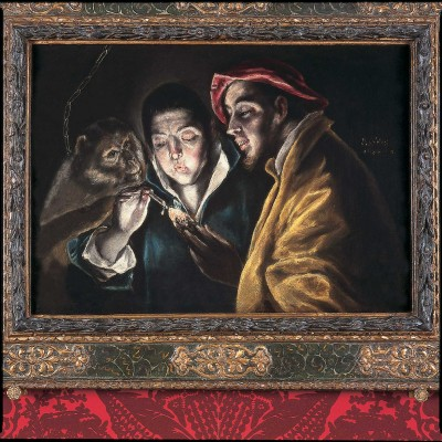 Allegory by El Greco is on display in The Gallery at Harewood House in Yorkshire