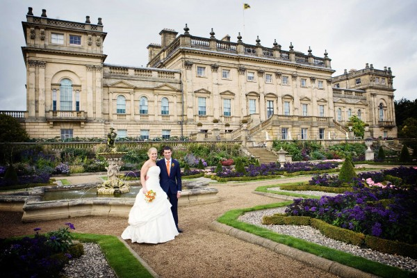 Harewood House in Yorkshire is a wedding venue