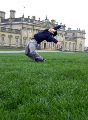 Northern School of Contemporary Dance at Harewood House