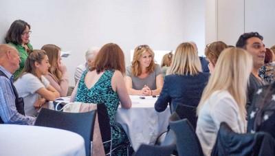 Emmerdale Press Day - conferencing at Harewood