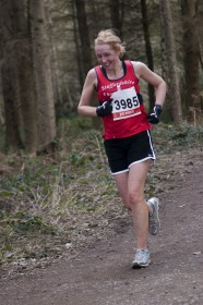 Half marathon at Harewood