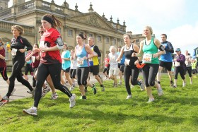Harewood House has family races