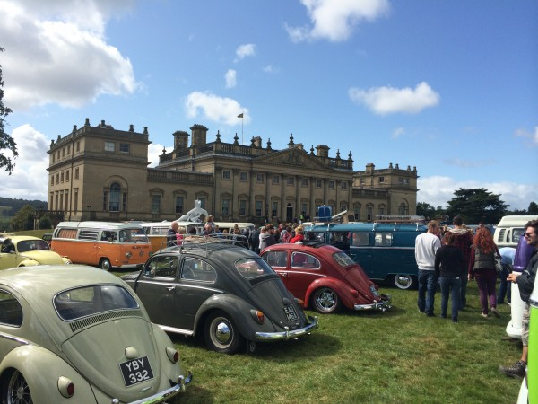 August 2014: The VW Festival celebrates a decade at Harewood
