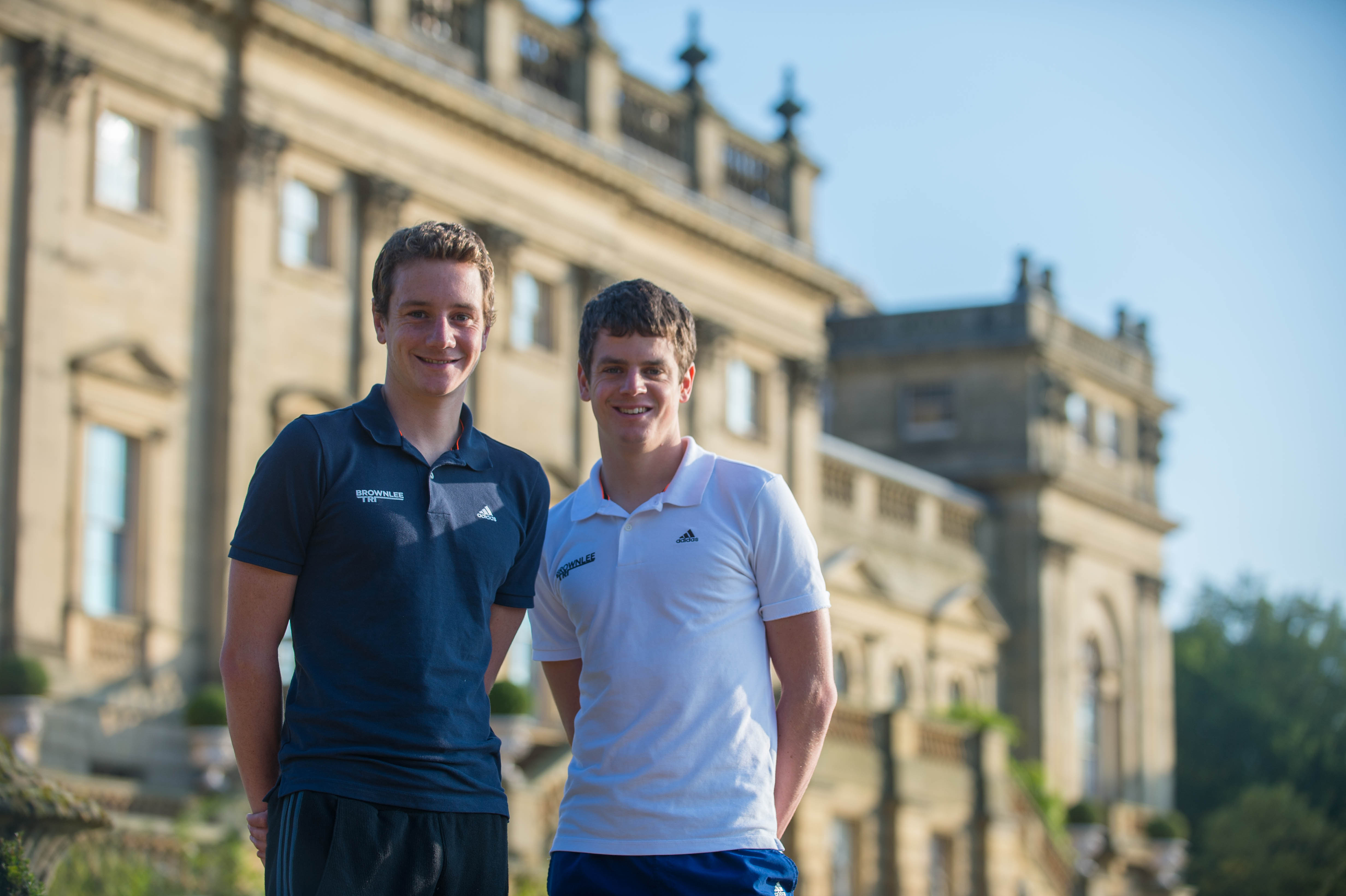 Visit Harewood to see Ali and Jonny Brownlee