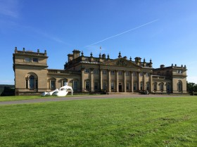Henry Moore exhibition at Harewood