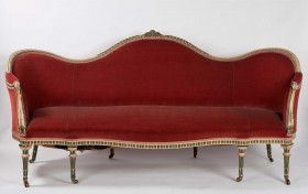 Harewood House in Harrogate has chippendale furniture