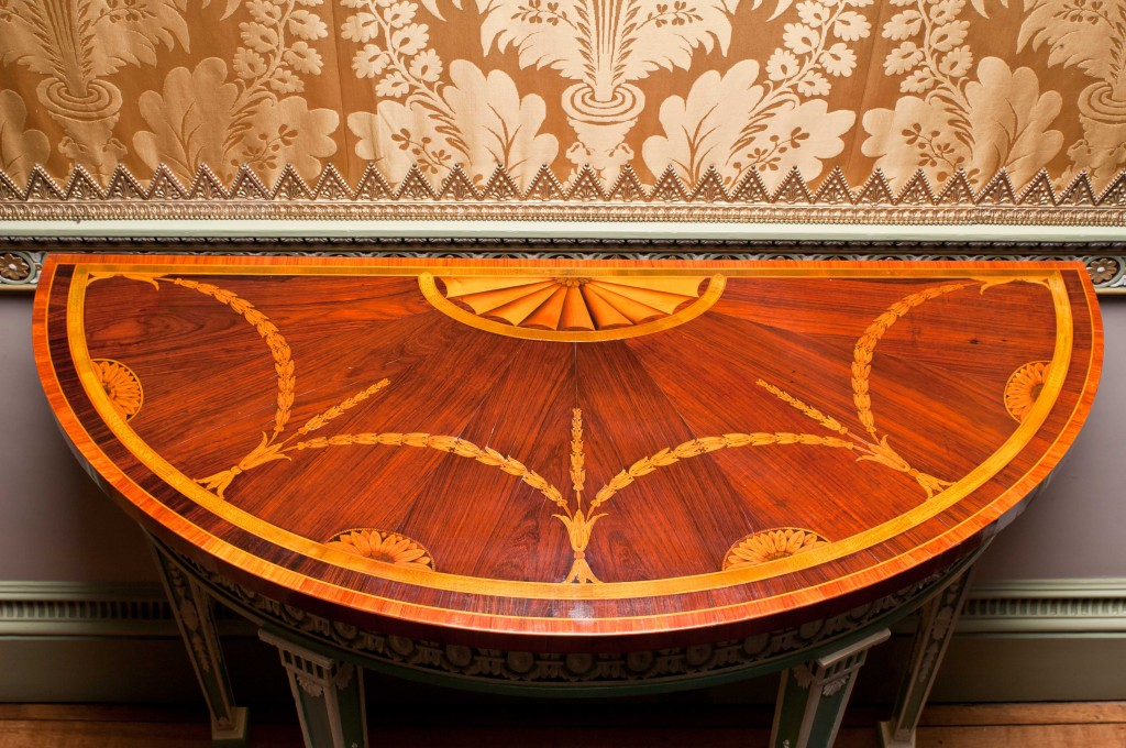 Visit Harewood to see Thomas Chippendale furtniture