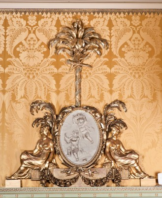 Visit Harewood in Yorkshire to see rare Chippendale furniture