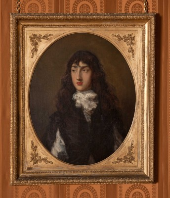 See Gainsborough portraits at Harewood House in Yorkshire