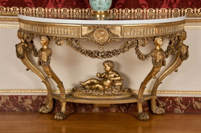 Visit Harewood to see original Chippendale furniture