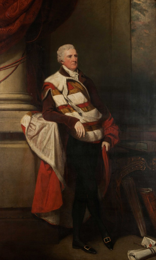 Edward Lascelles was the first Earl of Harewood