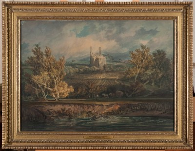 Harewood House in Yorkshire has rare Turner artworks