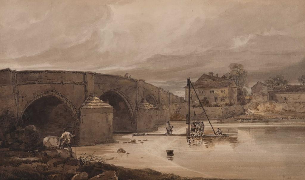 Visit Harewood near Leeds to see Girtin watercolours