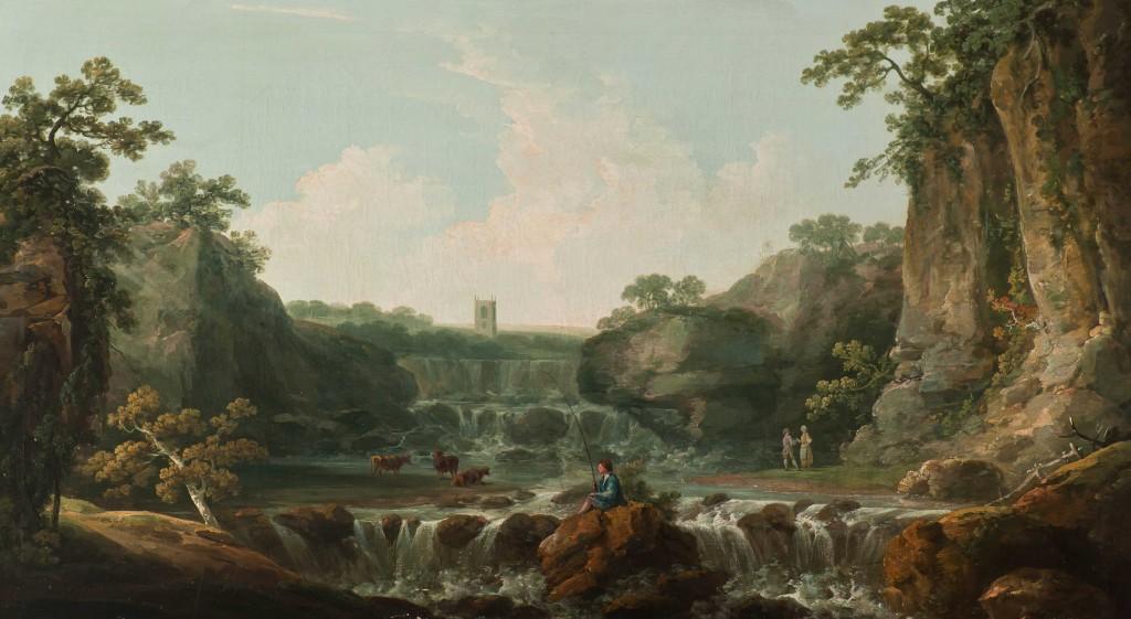Explore art work at Harewood House in Harrogate
