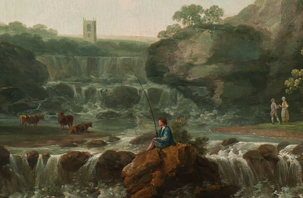 Visit Harewood to see oil paintings