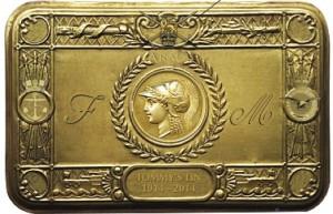WW1 Gift Box replica