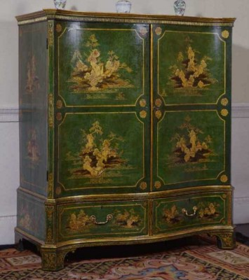 Visit Harrogate to see Chippendale furniture at Harewood