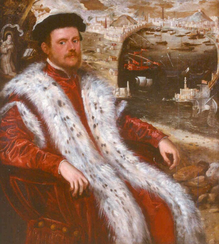 Explore Renaissance artwork at Harewood