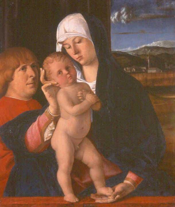 Visit Harewood to enjoy rare Bellini artwork