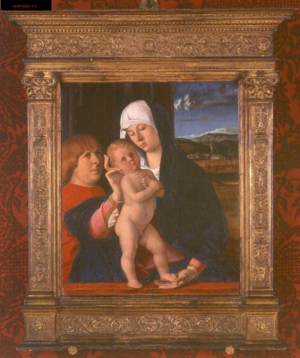 See Bellini paintings at Harewood House in Yorkshire