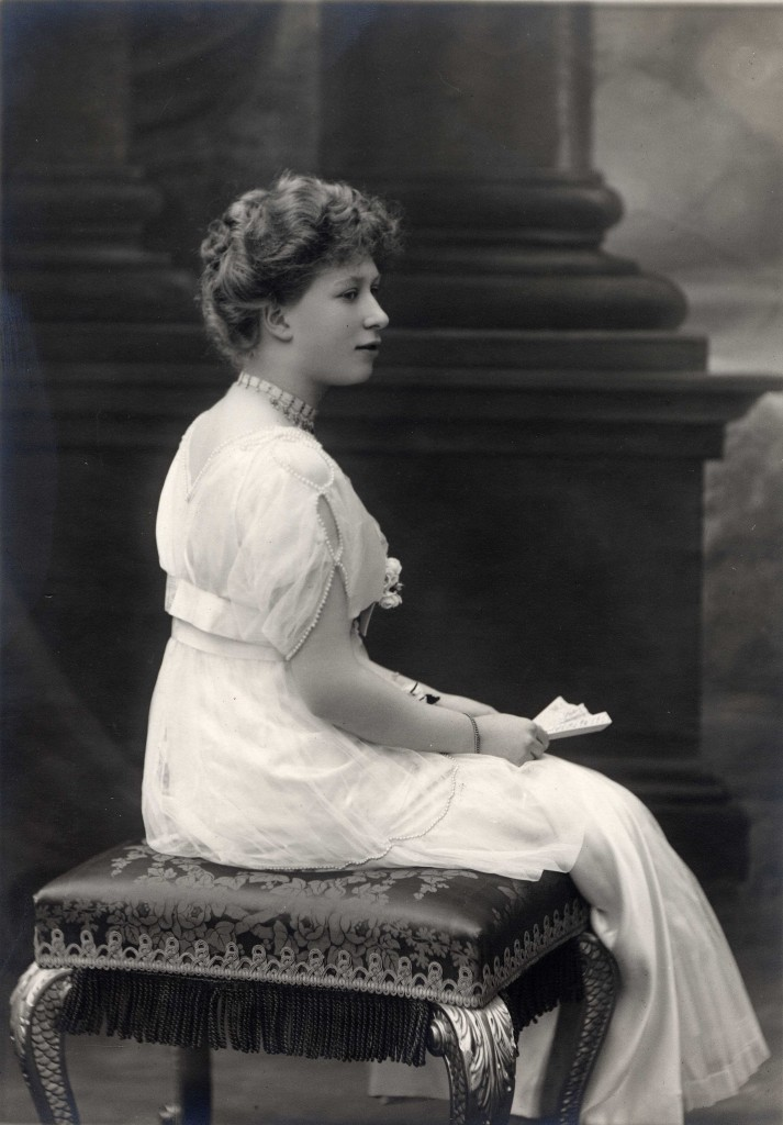 Princess Mary lived at Harewood after WW1