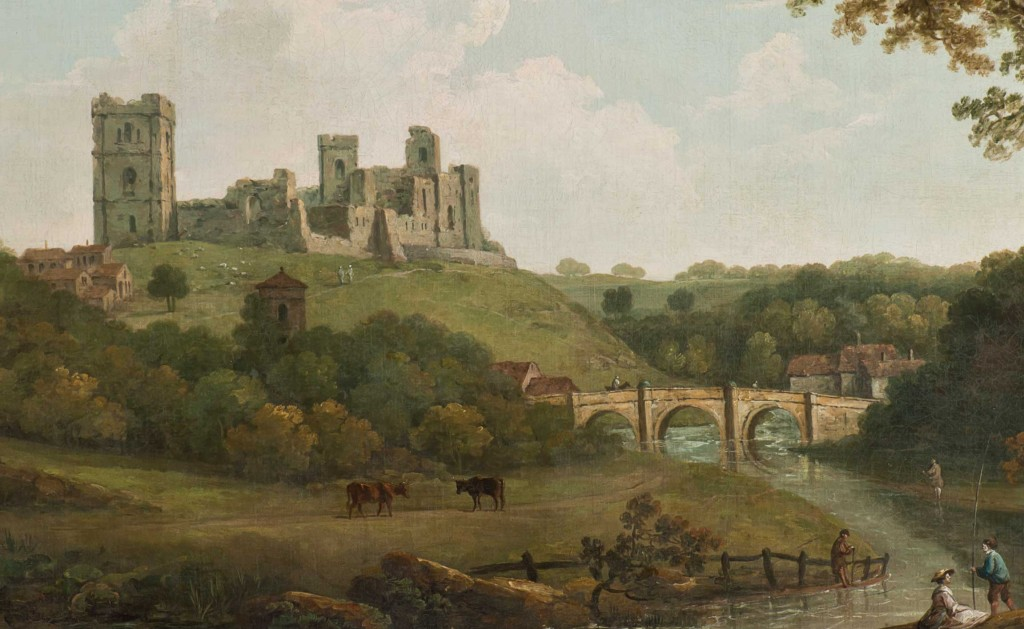 Visit Harewood to see oil paintings by Nicholas Dall