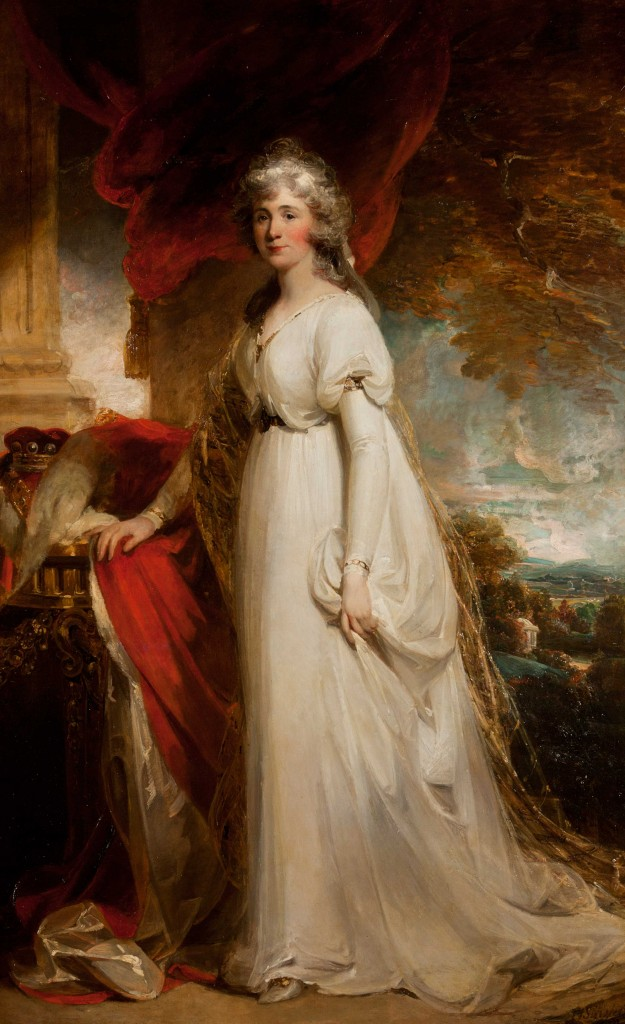 Visit Harewood to see Lascelles family portraits