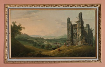 Enjoy paintings at Harewood House in Leeds