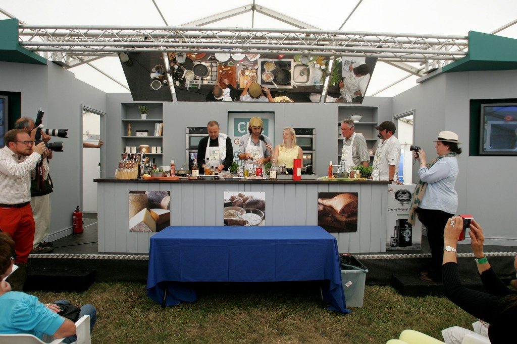Harewood House hosts the CLA Game Fair in Yorkshire