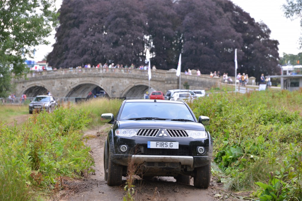 Visit Harewood House in Yorkshire for off road displays