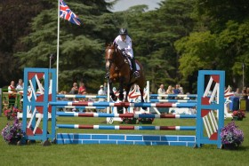 Visit Harewood House to see Horse Trails at the CLA Gamefair