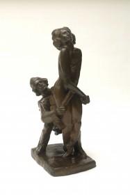 Harewood House in Yorkshire has Gaudia Brzeska sculpture