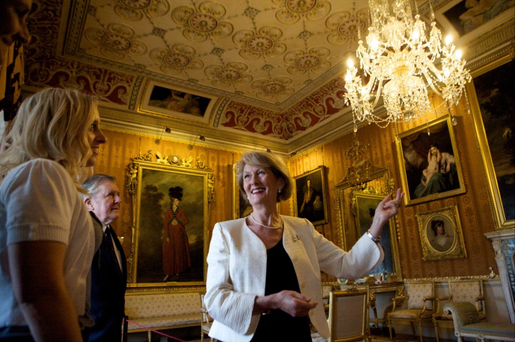 Harewood House in Yorkshire is a great place for tours