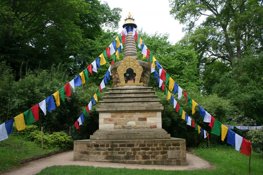 Harewood House has links to Nepal