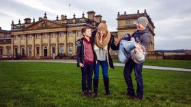 Visit Yorkshire to enjoy family days out at Harewood House