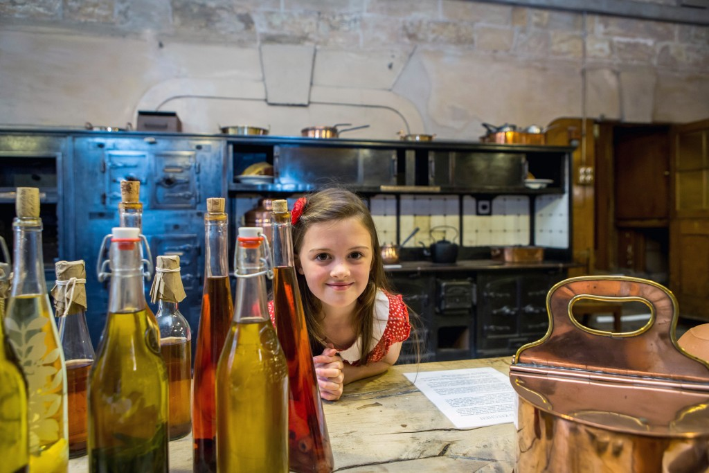 Discovering the Old Kitchen at Harewood