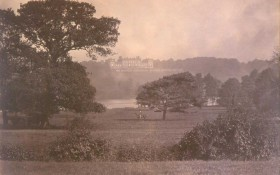 Victorian photography at Harewood in Yorkshire