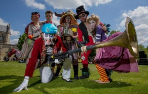 Geronimo children's festival at Harewood