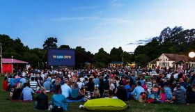 Visit Harewood for Outdoor Cinema