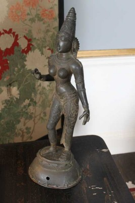 Visit Harewood House to see 11th century figures