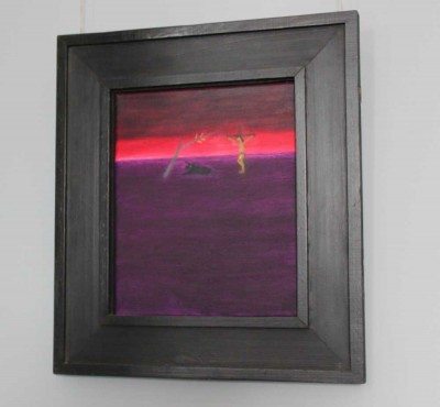 Visit Harewood House in Yorkshire to see Craigie Aitchison painting