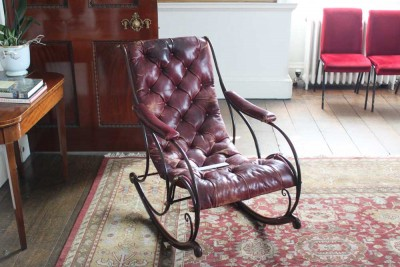 See Victorian furniture at Harewood House near Leeds