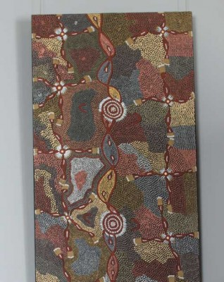 Visit Harewood House near Leeds to see aboriginal art