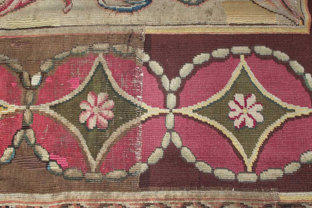 See the Harewood's axminster carpet in need of restoration