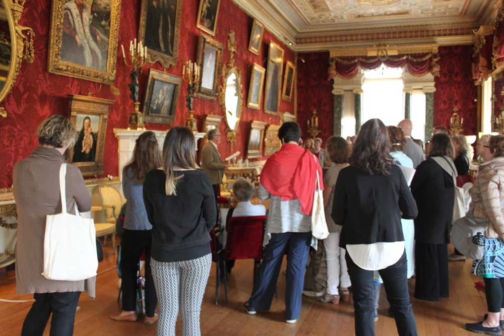 Visit Harewood in Yorkshire for specialist art and collections tours